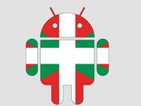 Android euskaratu zen, baina praktikan ez dugu erabilgarri